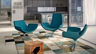 Stylevolle design Fauteuils